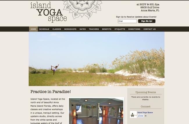 Island Yoga Space on Anna Maria